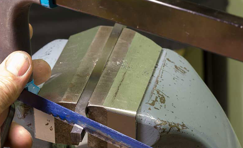 Как сделать напайку на металл